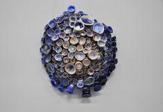 Ceramic, blue