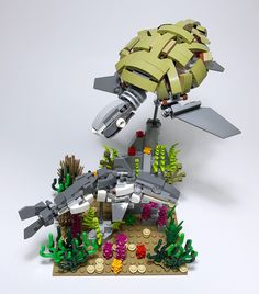 LEGO Coral reef-08