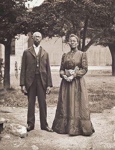 Richard Wilson and Mary Elizabeth Ward Wilson, about 1902. Courtesy of Worcester Art Museum. Ph. William Bullard