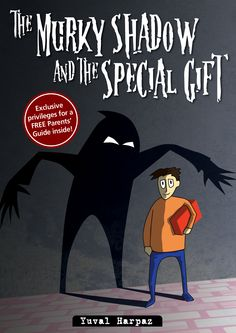 "Based on a TRUE LIFE EXPERIENCE! 	 Help your kid being courageous facing the fear of dark: The Murky Shadow and the Special Gift. *Get with the story a complimentary parent's guide!  ""Stories such as this are sanctuaries for children"" ~ Grady Harp.  ""Bravo to the author for showing parents a wonderful way of dealing with a fear a lot of children are plagued with."" ~ Robin Landry.  Grab your copy NOW and enjoy."