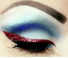 I love this cute 4th of july look!!