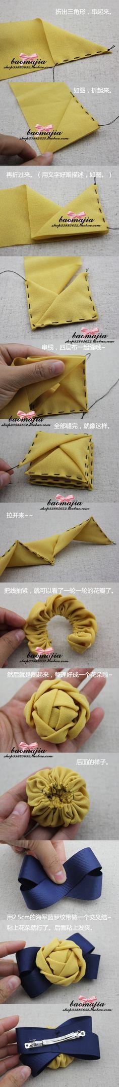 rosebud, 72cm cloth