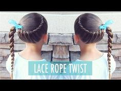 Lace Rope Twist How to Video Tutorial