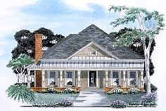 House Plan 58053 at FamilyHomePlans.com