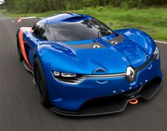 renault alpine 920 20 Renault Alpine A110 50 concept in high res (26 HQ Photos)