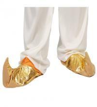 Par de babuchas perfectas para disfraz de Árabe o Moro, también para Pajes Reales y Reyes Magos en Navidad.
