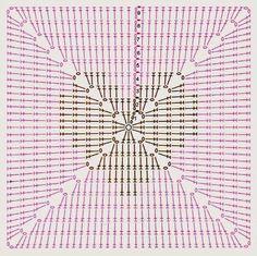 Il blog di Vera Maglia&Uncinetto: copri cuscino con cuore uncinetto bellissimo