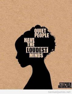 Loudest minds quote