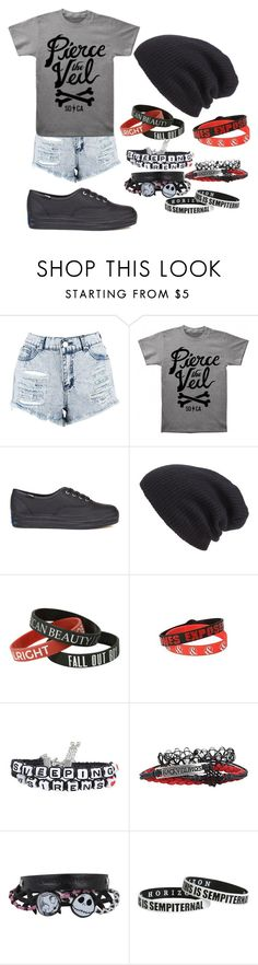 """""""Untitled #808"""" by xxghostlygracexx ❤ liked on Polyvore featuring Boohoo, Keds and Leith"""