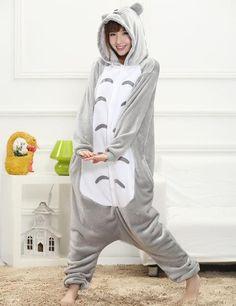 Totoro Onesie - Anime Cosplay - My Neighbor Totoro - AnimePond - 1 Totoro  Onesie 89d6b221a