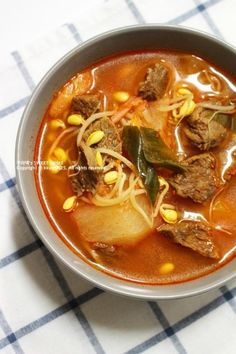 Food Plating, Allrecipes, Thai Red Curry, Chili, Soup, Baking, Ethnic Recipes, Drink, Food Food