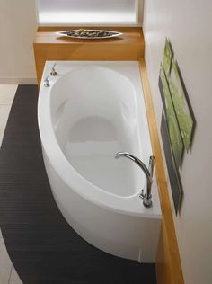 Bathroom Soaking Tub With Jets