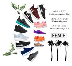 """""""Nike"""" by annasergeivna on Polyvore featuring мода, NIKE, Rosanna и Dot & Bo"""