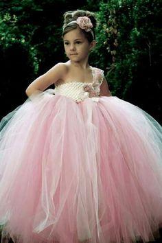 Girls Tutu Dresses, Tutus For Girls, Little Girl Dresses, Flower Girl Dresses, Flower Girls, Pageant Dresses, Party Dresses, Flower Girl Hairstyles, Bridesmaid Dresses