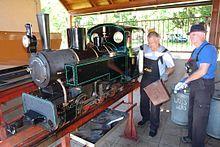 Gartenbahn des Dampfbahnclubs Graz – Wikipedia
