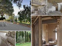 linenandlavender.net: Chateau Domingue - Antiquités Architecturales et Monumentales