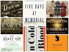12 Great Works of Narrative Non-Fiction You Have to Read! #books #reading