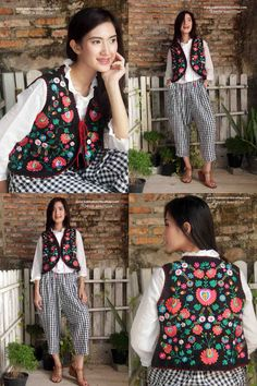 Batik Amarillis made in Indonesia proudly presents : Indonesia's traditional textile meets Hungarian  embroidery Batik Amarillis' Creative Director Selly Hasbullah is huge aficionado of Hungarian embroidery since she was a small kid ,she loves studying the variety and various pattern of rich,colorful,meticulous&intricate its embroidery from different regions in Hungary such as Kalocsa,matyo,kalotazeg etc we love combining its rich,meticulous,colorful & intricate embroidery with Indonesia's…