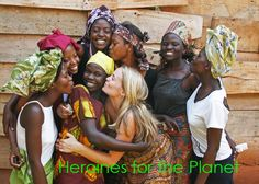 #HeroinesforthePlanet: Sseko's Liz Bohannon Helps Ugandan Women Fight for Opportunity and Justice