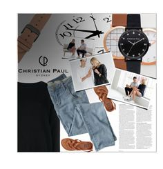 """Christian Paul Watch Contest!"" by meyli-meyli ❤ liked on Polyvore featuring Frame Denim, Billabong, Wrap, ASOS and christianpaul"