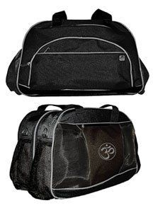 All-In-One Yoga Mat Bag - Black *** More info could be found at the image url.