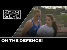 Netball Defence Tips with Cat Tuivaiti - YouTube