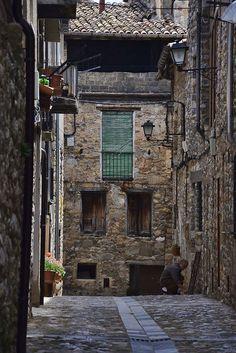 un altre carrer.... Bagà  Barcelona  Catalonia