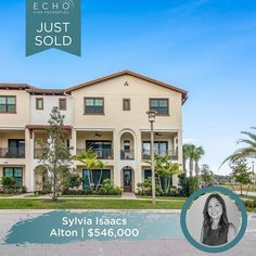 Huge congrats to our super agent Sylvia Wan Isaacs on the sale of this luxurious townhome in the gorgeous community of Alton in Palm Beach Gardens! Contact Sylvia with all your Real Estate needs: ☎️561.371.6610 ✉️Sylvia@EchoFineProperties.com #NewHome #RealEstate #Realtor #Property #Broker #SuperAgent #Congratulations #JustSold #LuxuryRealEstate #FloridaRealEstate #FloridaRealtor #HomeSweetHome Palm Beach Gardens, Flo Rida, Luxury Real Estate, Townhouse, Beautiful Homes, Congratulations, Places To Go, Sweet Home, New Homes