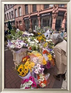 Dublin street florist