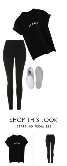 """Untitled #1130"" by alorah178 on Polyvore featuring Topshop and Vans"