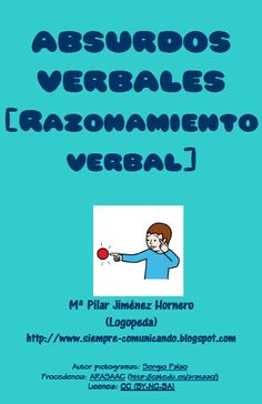 I'm reading absurdos-pjh on Scribd Speech Language Pathology, Speech And Language, Preschool At Home, Therapy Activities, Social Skills, Speech Therapy, Special Education, Classroom Management, Kids And Parenting