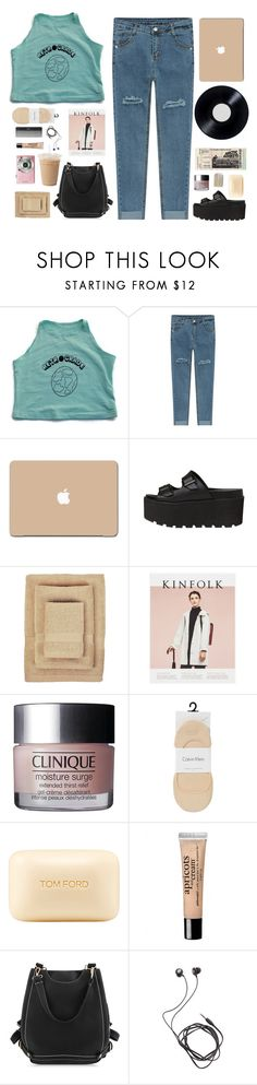"""i'm as blissful as can be"" by rock-n-roll-princess-xo ❤ liked on Polyvore featuring Brandy Melville, 3M, Nine Space, Clinique, Calvin Klein, Tom Ford, philosophy, Diane Von Furstenberg, Sephora Collection and Summer"