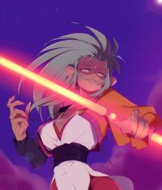"""Ryoko for patreon ❤️"" Character Design Animation, Female Character Design, Character Art, Character Ideas, Space Fantasy, Fantasy Art, Female Characters, Anime Characters, Good Anime Series"