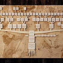 Drzewo genealogiczne, dodatki - plakaty, ilustracje, obrazy - inne