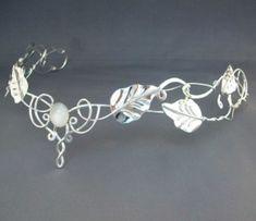 Circlets | Headpieces | Crowns | Tiaras | Dresses | Celtic Medieval Elven Bridal Wedding