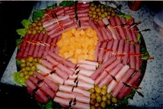 Meat and Cheese Tray Ideas | meat and cheese tray