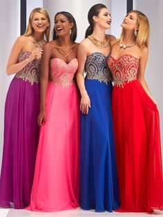 Special occasion dress in royal blue M6145   Promgirl.net