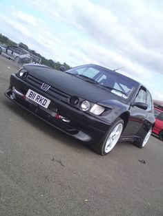 Supercharged Dimma - Projects Forum - Peugeot 306 GTi-6 & Rallye Owners Club