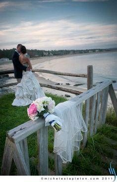 Black Point Inn Wedding || Maine Wedding Photographer - Michele Stapleton » @mainepictures @marryinmaine