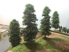 Making miniature decidious trees | Model railroad scenery EasyTrees | Model Railroad Hobbyist | MRH - YouTube