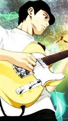 Playing guitar Moto G Wallpapers
