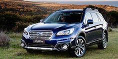 2016 Subaru Outback, 2016 Subaru Forester