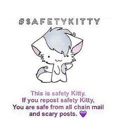 #safetykitty