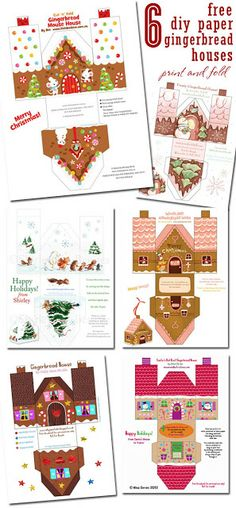 20 Free Paper Toys for Kids