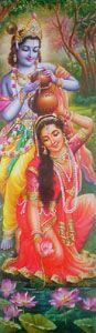 Krishna Posters, Radha Krishna Posters, Lord Krishna Paintings