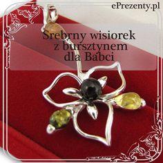 Niepowtarzalny wisiorek z bursztynem to prezent, który możesz podarować Babci, a  z pewnością będzie zachwycona. http://bit.ly/1B1qFAV