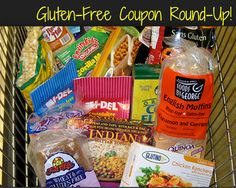 Gluten-Free Printable Coupon Round-Up!