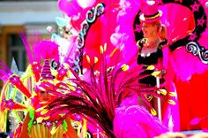 Travelling with camera obscura: Samba carneval in Helsinki. Yes we can!