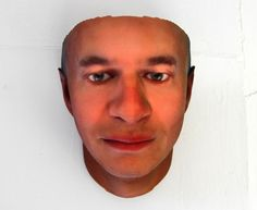 Ever spit out gum on the sidewalk? Check out this artist's 3D-prints portraits from DNA left in public places: http://cnet.co/18tMby0
