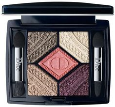 Dior 5 Couleurs Eyeshadow Palette in Capitol of Light (Fall 2016)